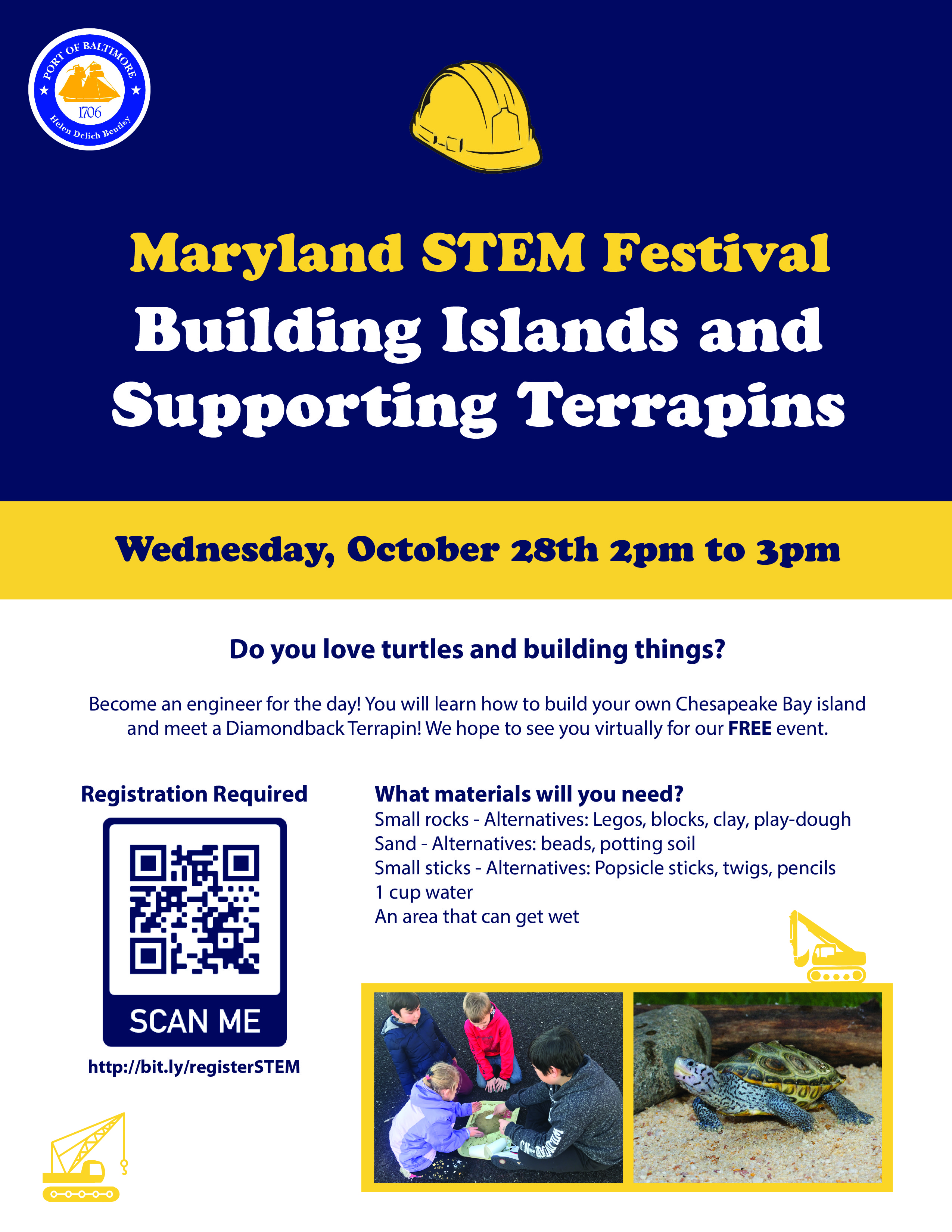 md stem festival building islands and supporting terrapins 2020