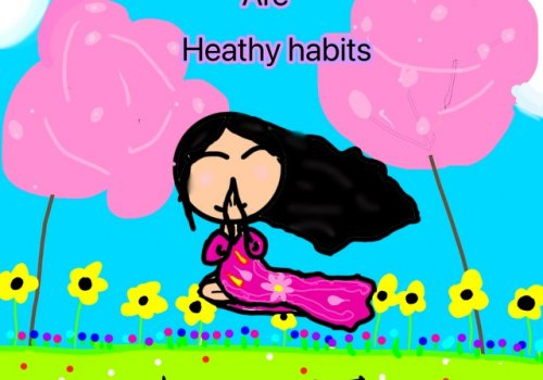 Abigail Arigo - Good habits and healthy habits