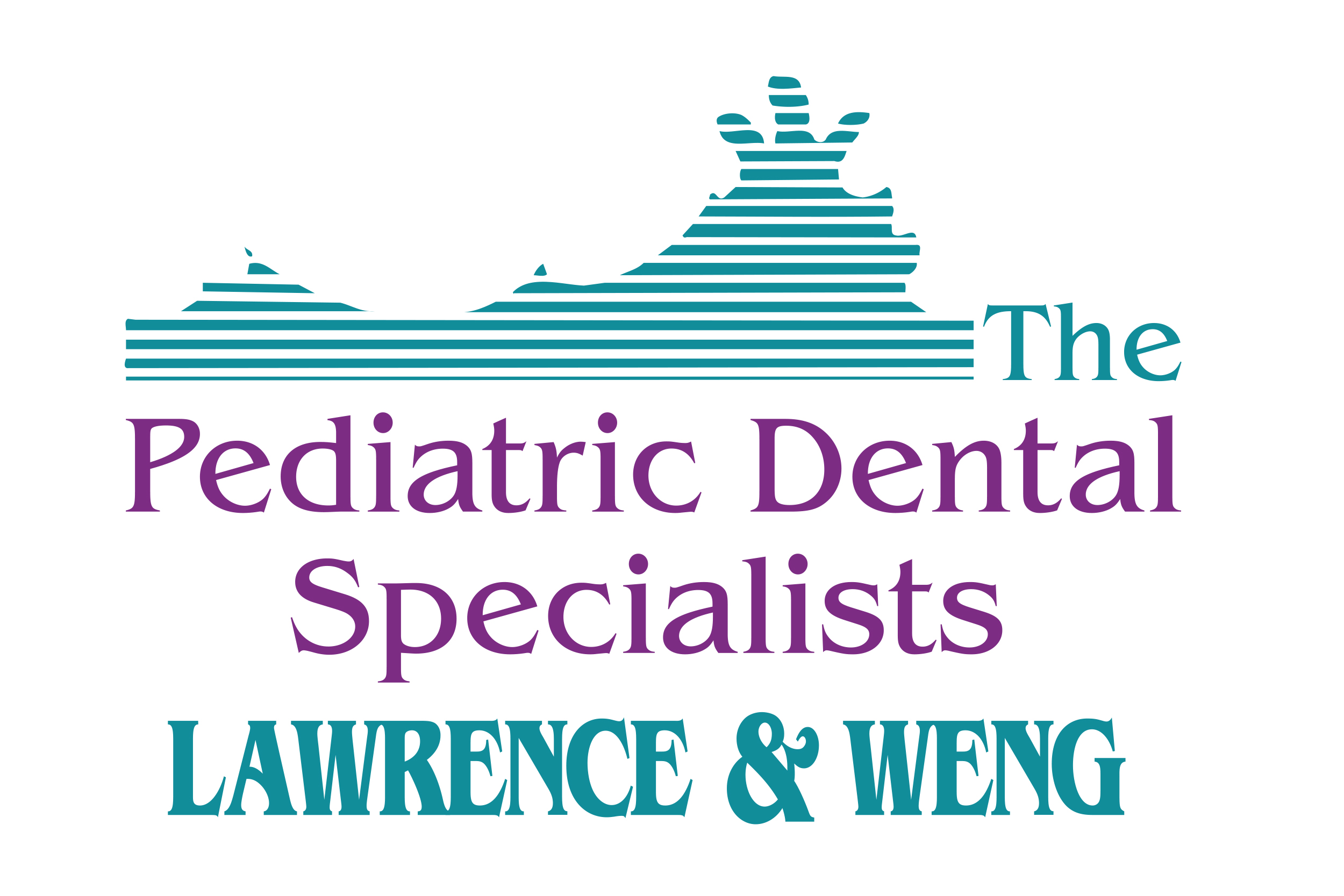 the pediatric dental specialists logo